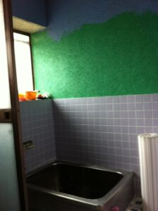 H様邸浴室改修工事