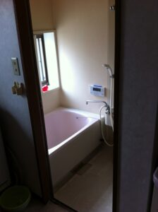 T様邸浴槽改修工事
