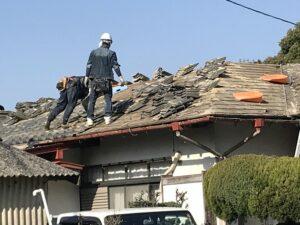 T様邸屋根修繕工事