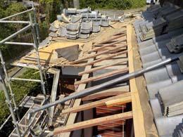 N様邸屋根修繕工事